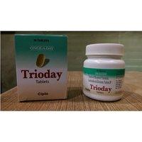TRIODAY Efavirenz 600 mg and Tenofovir disoproxil fumarate 300 mg and Lamivudine 300 mg