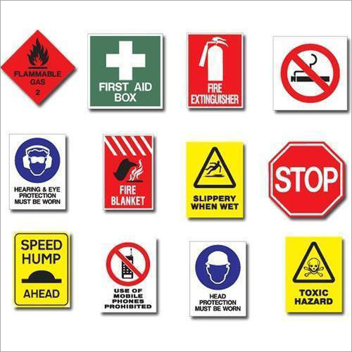 Precautionary Warning Signage