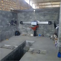 RF Wheel Aligner Machine