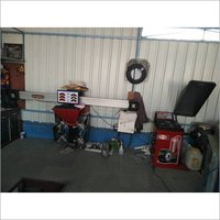 Wireless Wheel Alignment