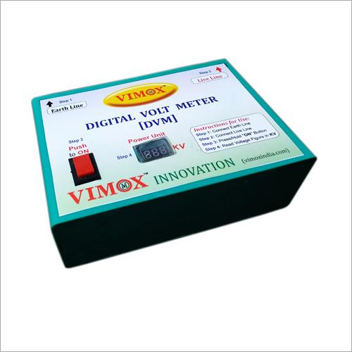 Digital VoltMeter Machine