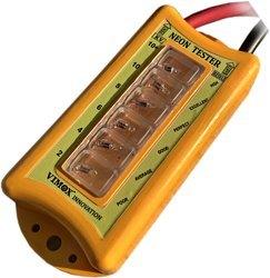 Industrial Zatka Machine Neon Tester