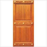 Designer African Teak Wood Door
