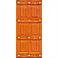 African Ghana Teak Wood Door