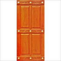 Decorative African Teak Wood Door