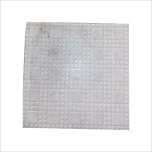 Square Designer Chequered Tile