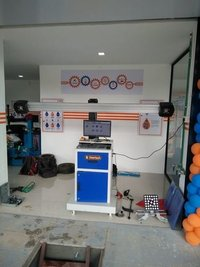 Automatic 3D Wheel Alignment