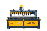 Multi Head CNC Drill Machine