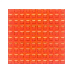 Square Chequered Tile