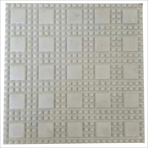 Chequered Grey Tile