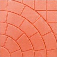 Concrete Chequered Tiles