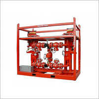 High Pressure Filtration Unit