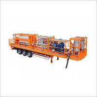 Mobile DE Filter Press package for land operations