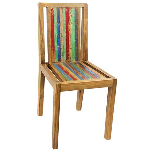 Reclaimed Wood Rustic Chair