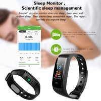 i7C IP67 Water Proof Fitness Band