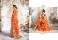 Ladies Fashion Cotton Salwar Suits