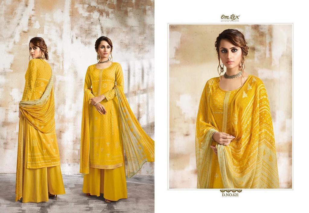 Ladies Fashion Cotton Salwar Suits
