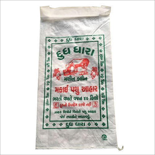 PP Cattle Feed Bags