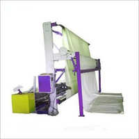 Fabric Rolling Batching Machine
