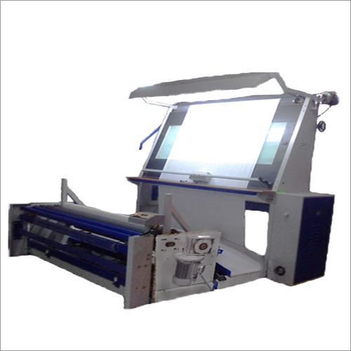 Fabric Inspection Cum Rolling Machine