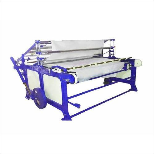 Fabric Single Folding Machine