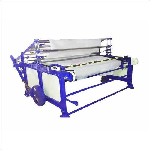 Fabric Single Folding Machine