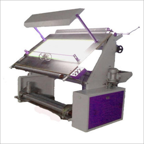 Tubular Fabric Inspection Machine