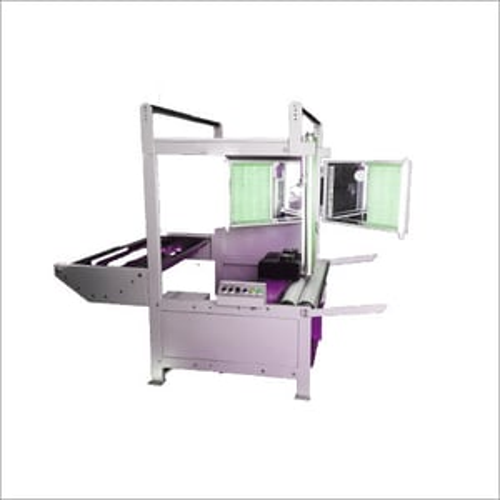Singular Pass Inspection Machine
