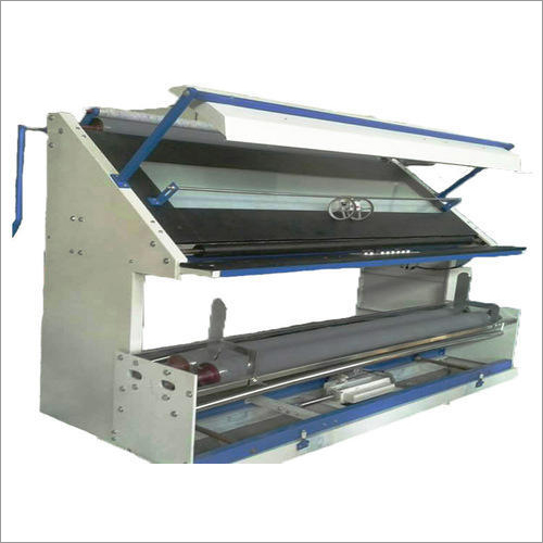 Silk Fabric Inspection Rolling Machine