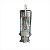 SS Water Filter Tank