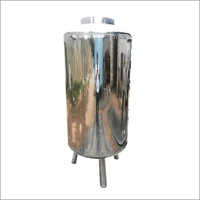 Stainless Steel Filter Tank