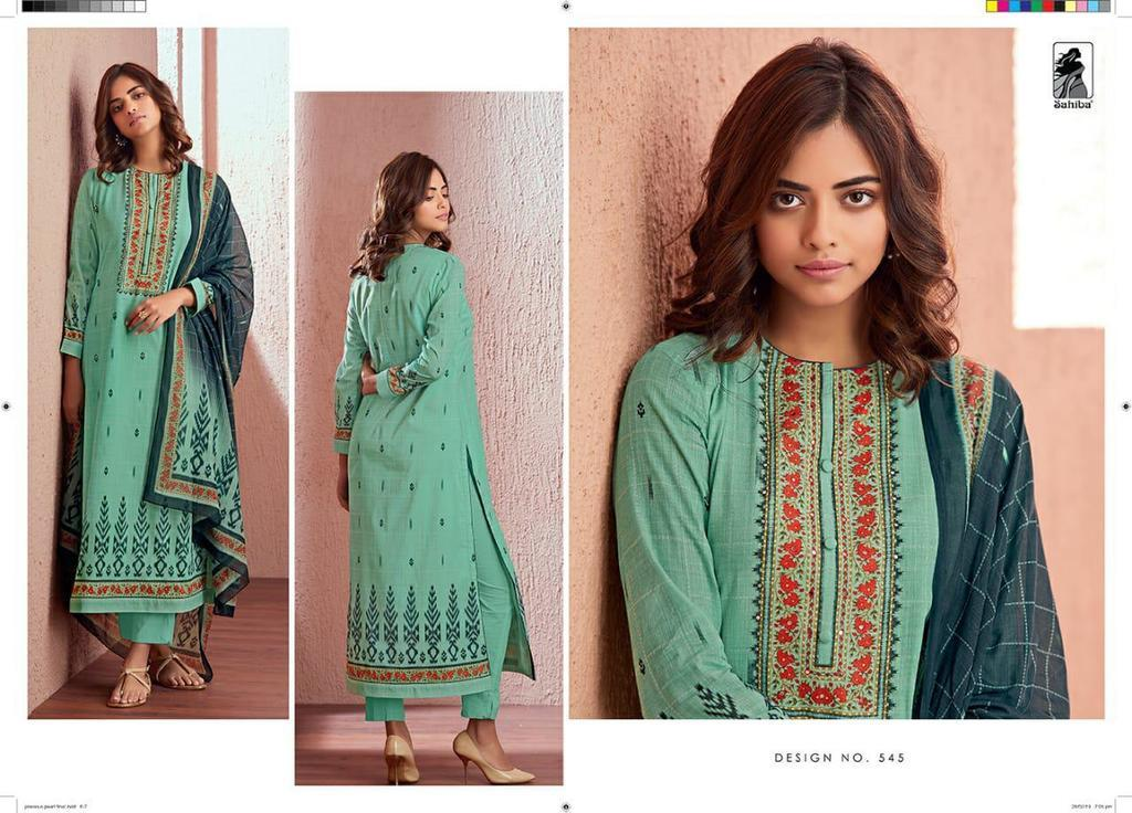 Pure Cotton Printed Suits