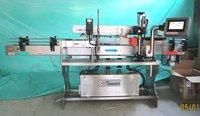 Automatic Single Side Flat Sticker Labelling Machine