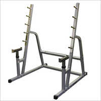 Peg Squat Rack