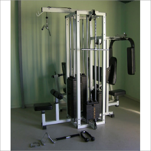 4 Station Gym Unit