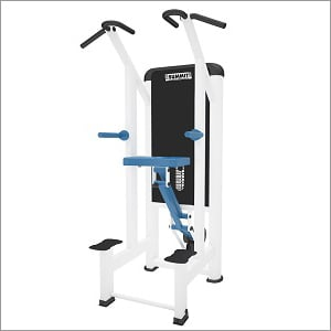 Assisted Chin Up And Dips Machine