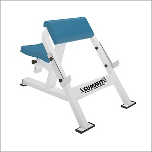Gym Scott Bench