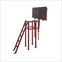 Gymnastic Trainer Console With Stairs