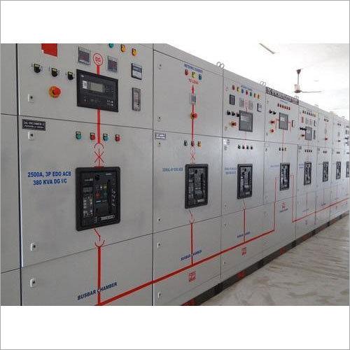 Mild Steel ACB Panel