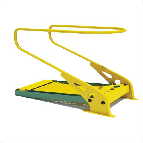 Outdoor Manual Roller Treadmill