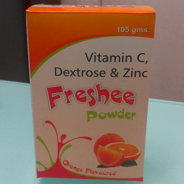 Dextrose Vitamin C Zinc Powder