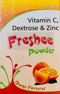 Vitamin C, Dextrose and Zinc Powder