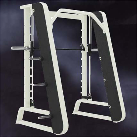 Smith Machine With Counter Wt.