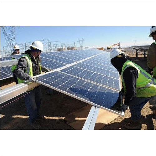 EPC Contractor Of Solar Power Projects