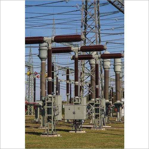 Electrical Switchyard Erection Service