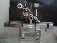 Automatic Top & Side Sticker Labelling Machine