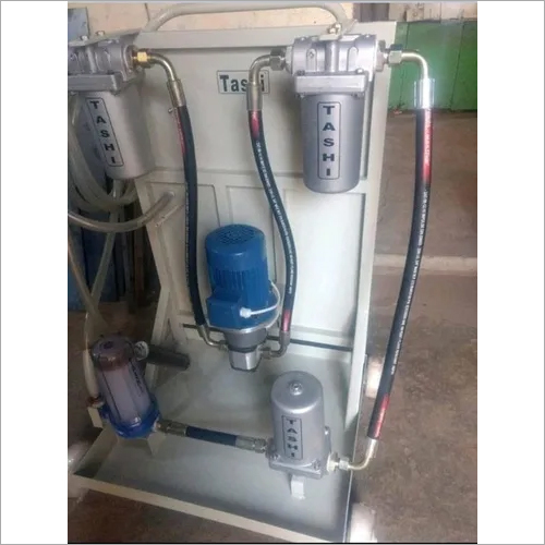 Portable Coolant Filtration System
