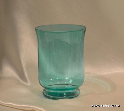 COLORFUL GLASS TUMBLER