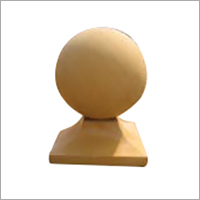 Sandstone Baluster Ball