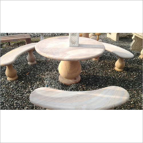 Sandstone Table